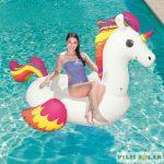 Unikornis rider 224 x 164 cm