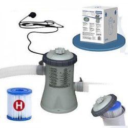 Intex papírszűrős vízforgató 1250l/h